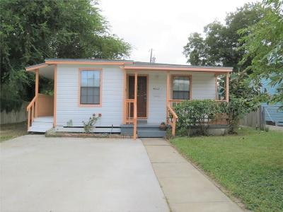 Corpus Christi TX Single Family Home For Sale: $99,900