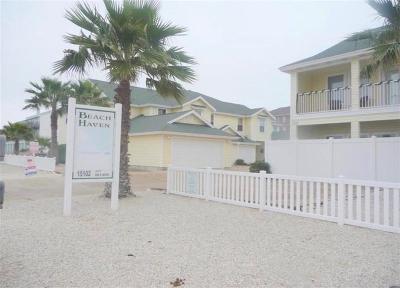 Corpus Christi Condo/Townhouse For Sale: 15102 Leeward Dr #702