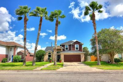 Corpus Christi TX Single Family Home For Sale: $210,000