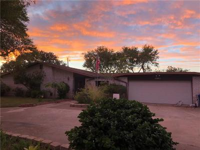 Corpus Christi Single Family Home For Sale: 7018 Lake View Dr