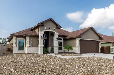 Corpus Christi Single Family Home For Sale: 13805 Flintlock Dr