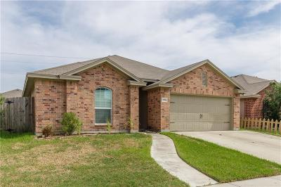 Corpus Christi Single Family Home For Sale: 3926 Los Arroyos Dr