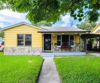 Corpus Christi Single Family Home For Sale: 3241 Sarita St