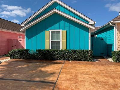 Corpus Christi Condo/Townhouse For Sale: 14521 E Cabana St #501