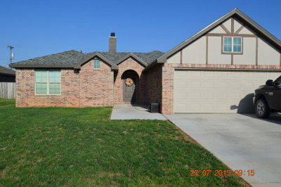 Seminole TX Single Family Home For Sale: $227,900