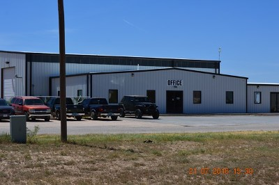 Seminole Commercial For Sale: 152 County Rd 320