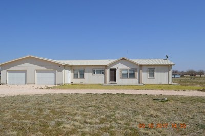 Seminole TX Single Family Home For Sale: $147,500