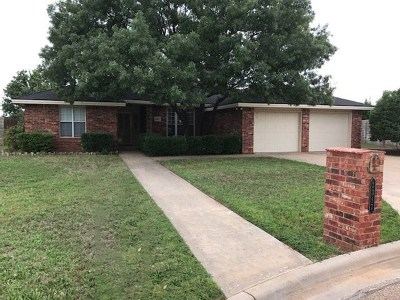 Seminole Single Family Home For Sale: 2317 SW Ave B