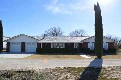 Seminole Single Family Home For Sale: 327 County Rd 306-D