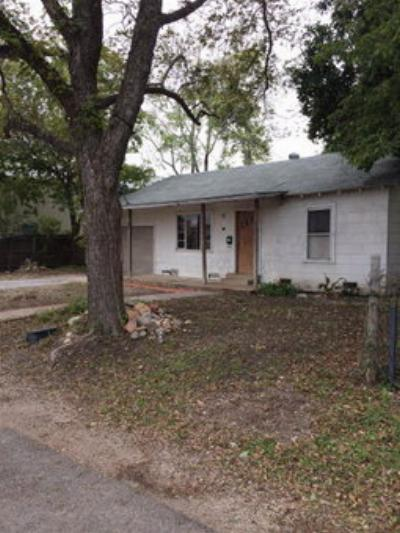 Single Family Home Sold: 6308 Alabaster Drive