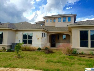 San Marcos Single Family Home For Sale: 444 Stagecoach Trail