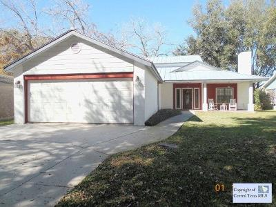 Killeen TX Single Family Home Sold: $99,000