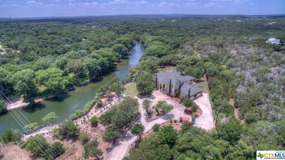 Comal County Single Family Home For Sale: 1529 Fm 306