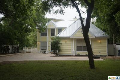 Comal County Single Family Home For Sale: 832 Albert Street