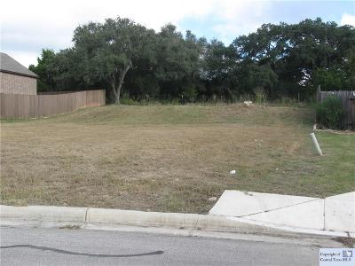 New Braunfels Residential Lots & Land For Sale: 2732 Crest Ridge Drive