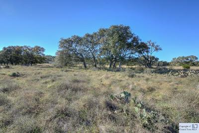 New Braunfels Residential Lots & Land For Sale: 0000 Natures Way
