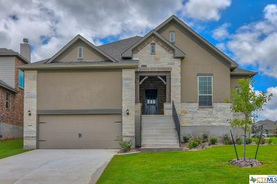 New Braunfels Single Family Home For Sale: 1095 Boulder Run
