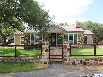 Comal County Single Family Home For Sale: 1275 Stoney Ridge Road