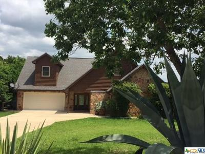 Belton Single Family Home For Sale: 5163 Denmans Loop