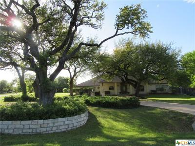 Belton Single Family Home Pending Take Backups: 6801 Windy Oaks
