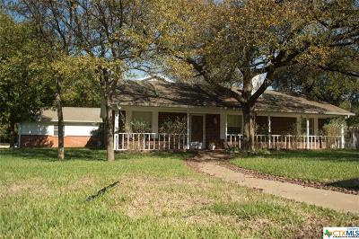 Belton Single Family Home For Sale: 29 Cottonwood Loop