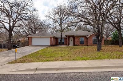 Belton Single Family Home For Sale: 990 Lake