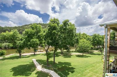New Braunfels Condo/Townhouse For Sale: 540 River Run #211