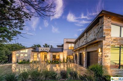 Comal County Single Family Home For Sale: 839 Uluru