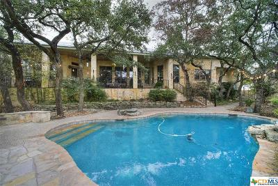 Comal County Single Family Home For Sale: 9 Braeburn