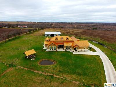 Guadalupe County Single Family Home For Sale: 5348 Dreibrodt Road