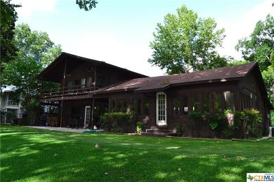 McQueeney Single Family Home For Sale: 2529 Terminal Loop