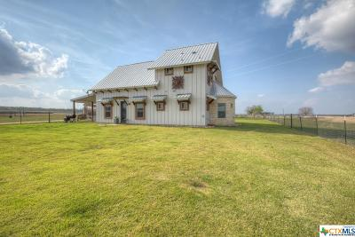 Guadalupe County Single Family Home For Sale: 4774 Old Lehman