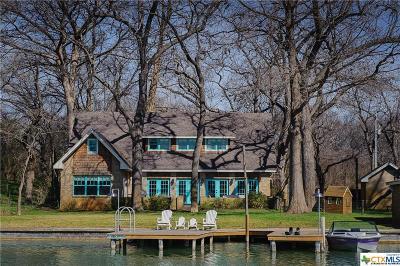 McQueeney Single Family Home For Sale: 710 Shadylon