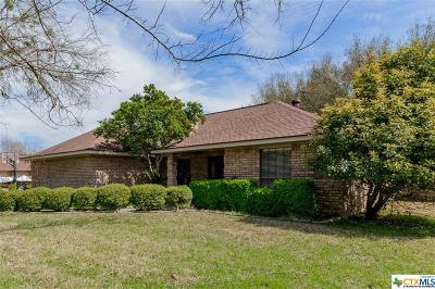 Salado Single Family Home For Sale: 3300 Chisholm Trail
