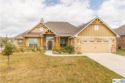 Temple Single Family Home For Sale: 10410 Windy Pointe