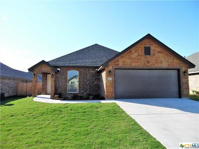 Temple TX Single Family Home For Sale: $199,760