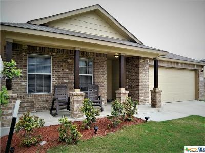 Temple TX Single Family Home For Sale: $189,585