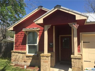 Rental Rented: 617 Lindheimer