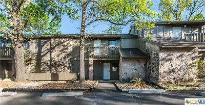 New Braunfels Condo/Townhouse For Sale: 111 T Bar M