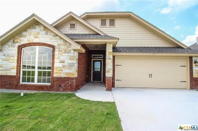 Temple TX Single Family Home Sold: $171,900