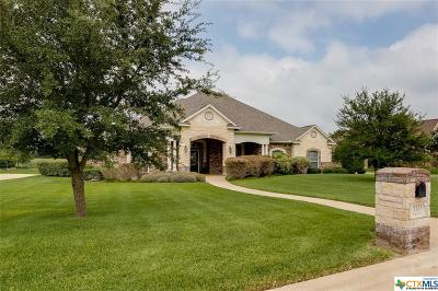 Salado Single Family Home For Sale: 1315 Walker Circle