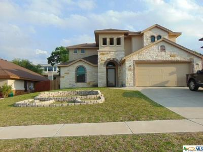 Killeen Single Family Home For Sale: 5302 Weeping Oak Drive