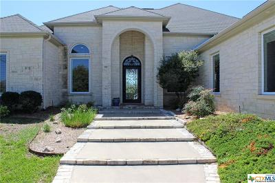 Salado Single Family Home For Sale: 1324 Walker Circle