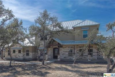 New Braunfels Single Family Home For Sale: 5689 N Dry Comal Drive