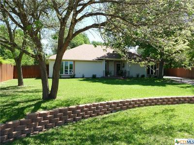 Salado Single Family Home For Sale: 1005 Indian Trail