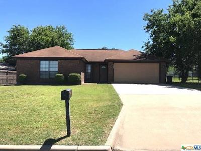 Killeen Single Family Home For Sale: 2102 Westcliff
