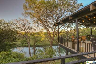 New Braunfels Single Family Home For Sale: 48 Guada Coma