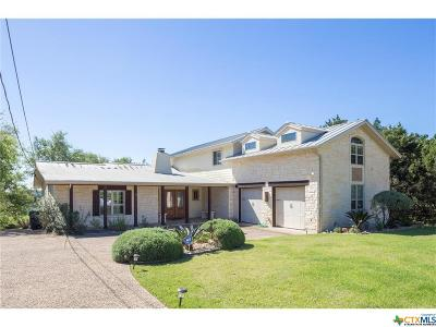 Wimberley Single Family Home For Sale: 1965 Hilltop