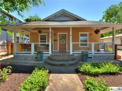Austin Single Family Home For Sale: 5507 Woodrow