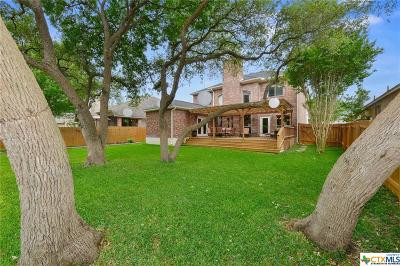 New Braunfels Single Family Home For Sale: 523 Wilderness Way